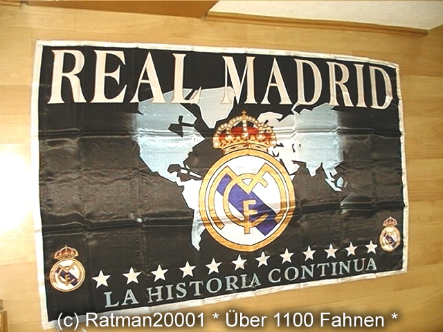 Spanien Real Madrid LA - 95 x 145