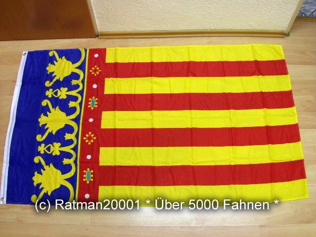 Spanien Valencia - 90 x 150 cm