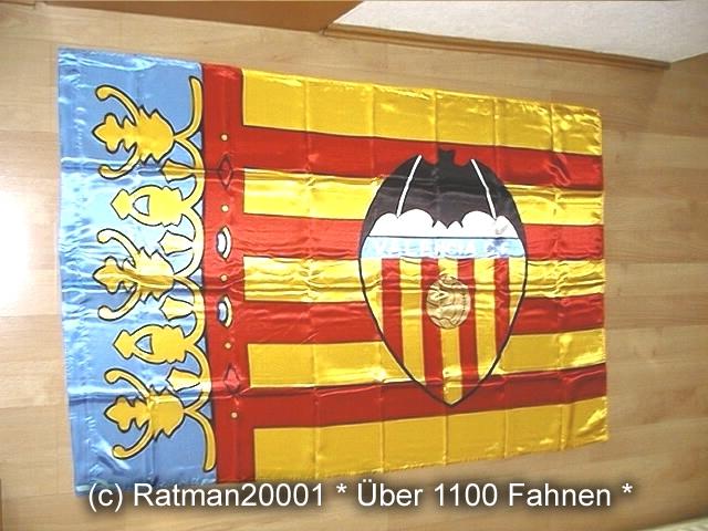 Spanien Valencia C.F - 95 x 145 cm