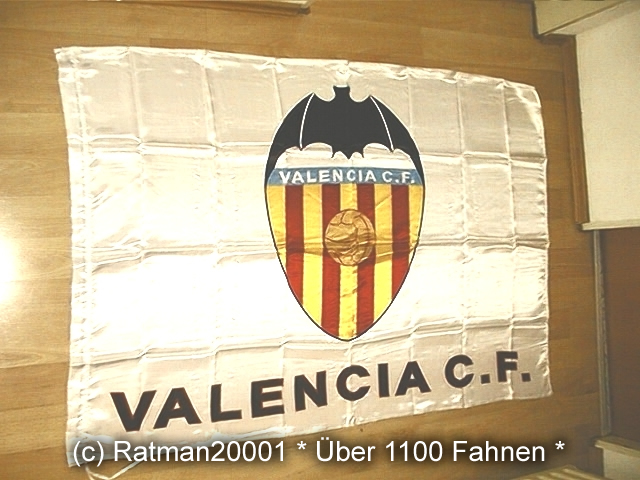 Spanien Valencia C.F Weiss