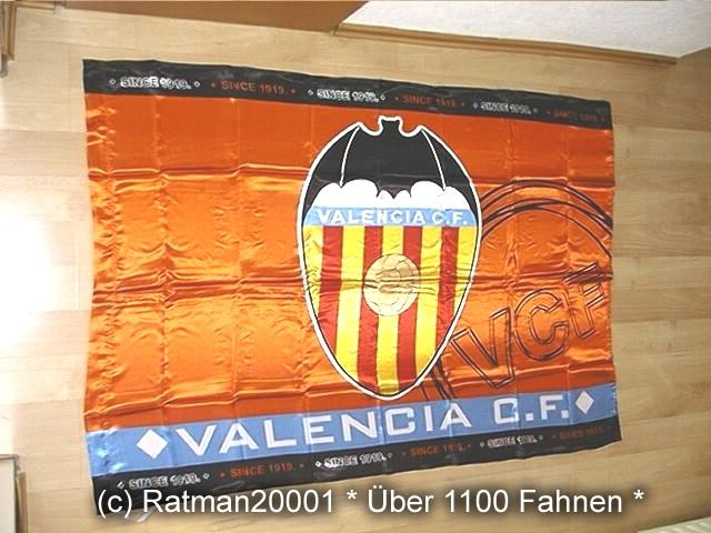 Spanien Valencia V.C.F - 95 x 145