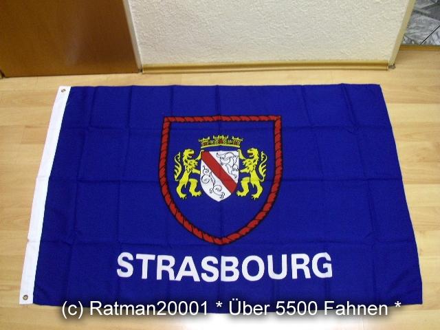 Straßburg - Strasbourg - 90 x 150 cm