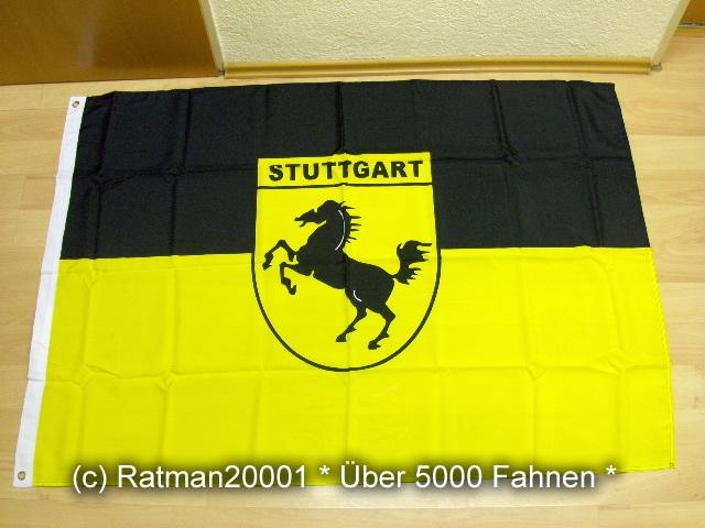 Stuttgart - 95 x 135 cm