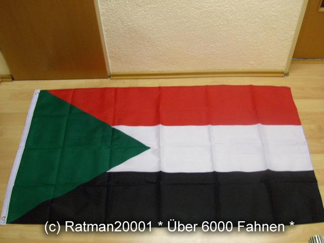 Sudan - 90 x 150 cm