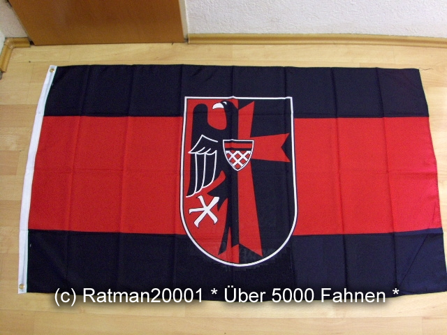 Sudetenland Wappen - 90 x 150 cm