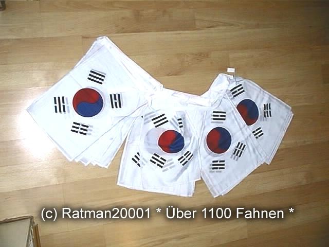 20 Meter lang Südkorea !