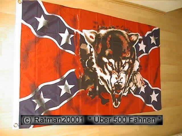 Südstaaten Wolf - 90 x 150 cm