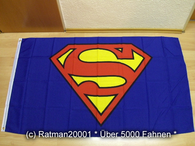 Superman - 90 x 150 cm