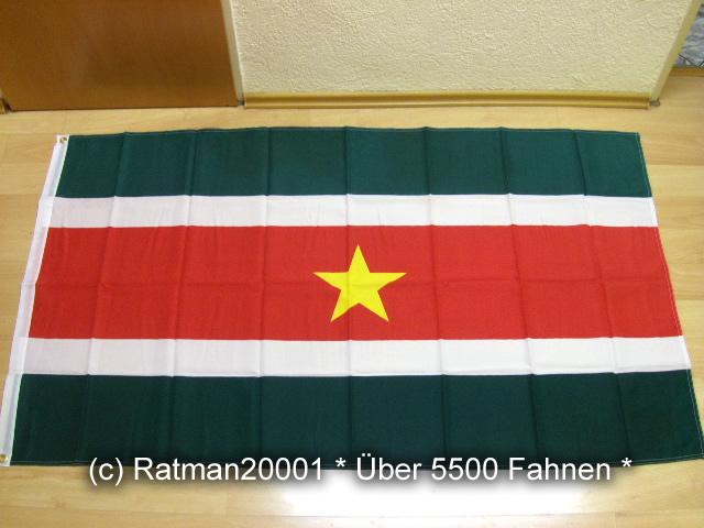 Surinam - 90 x 150 cm