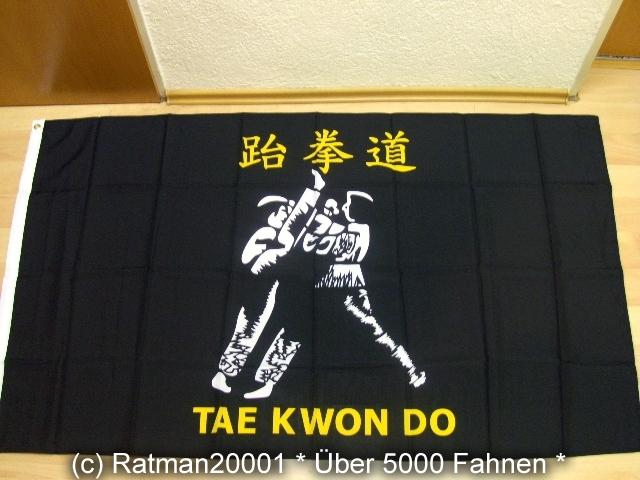 Taekwan Do - Tae Kwon Do - 90 x 150 cm