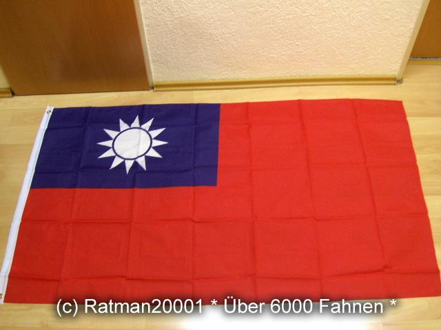 Taiwan - 90 x 150 cm