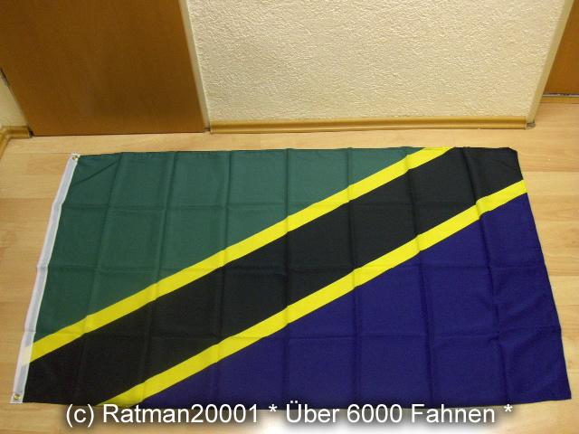 Tansania 90 x 150 cm