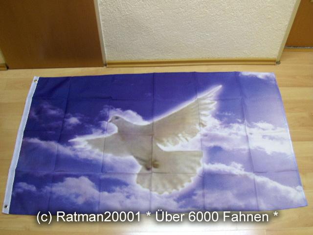 Taube - 90 x 150 cm