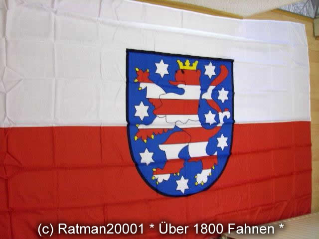 Thüringen - 1 - 150 x 250 cm