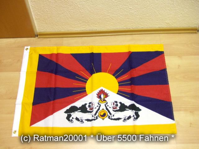 Tibet - 60 x 90 cm