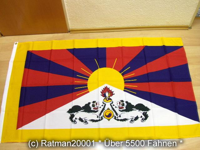Tibet - 90 x 150 cm