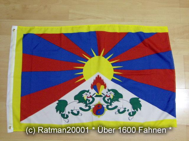 Tibet Neu - 60 x 90 cm