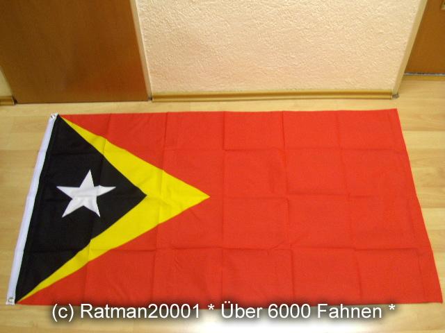 Timor Leste Osttimor - 90 x 150 cm