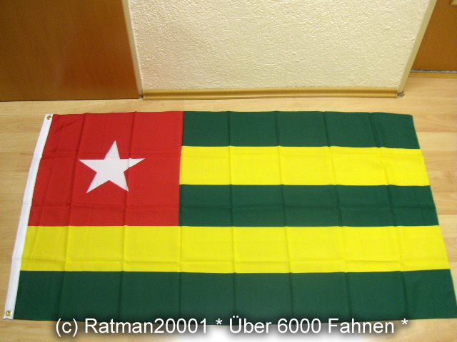 Togo - 90 x 150 cm