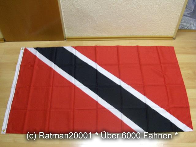 Trinidad &Tobago - 90 x 150 cm