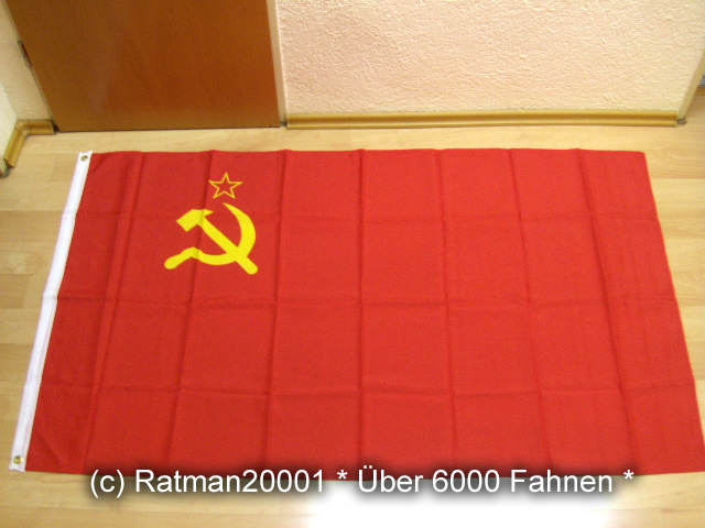 UDSSR - 90 x 150 cm