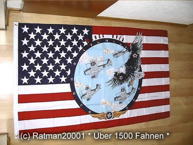 US Winds Over America - 90 x 150 cm