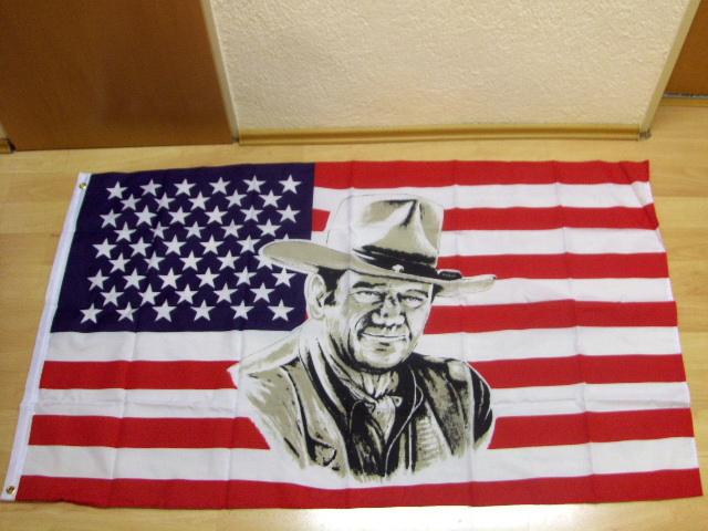 USA John Wayne - 90 x 150 cm