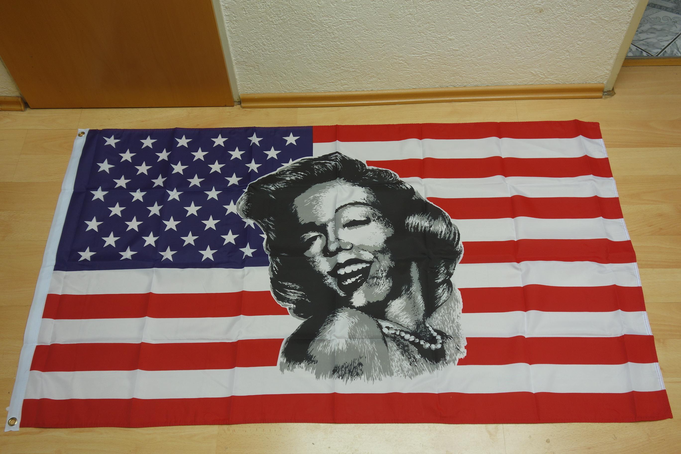 USA Monroe - 90 x 150 cm