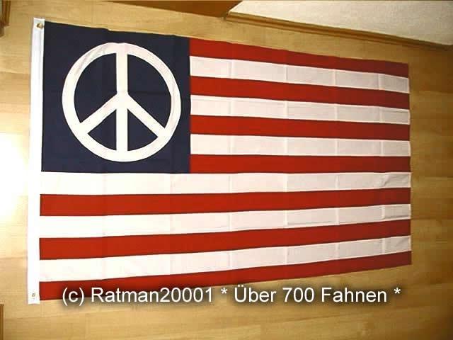 USA Peace - 90 x 150 cm