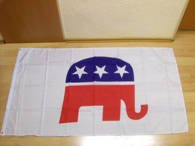 USA Republikaner - 90 x 150 cm