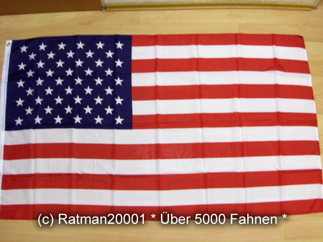 USA Neu - 90 x 150 cm