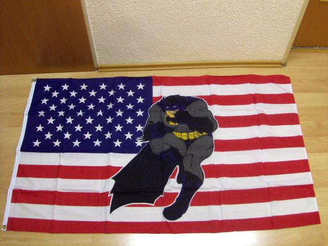 USA Batman Sonderposten - 90 x 150 cm