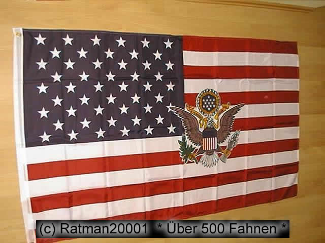 USA Präsident - 90 x 150 cm