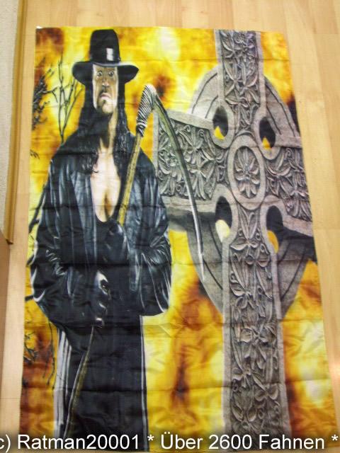 Undertaker - 89 x 149 cm