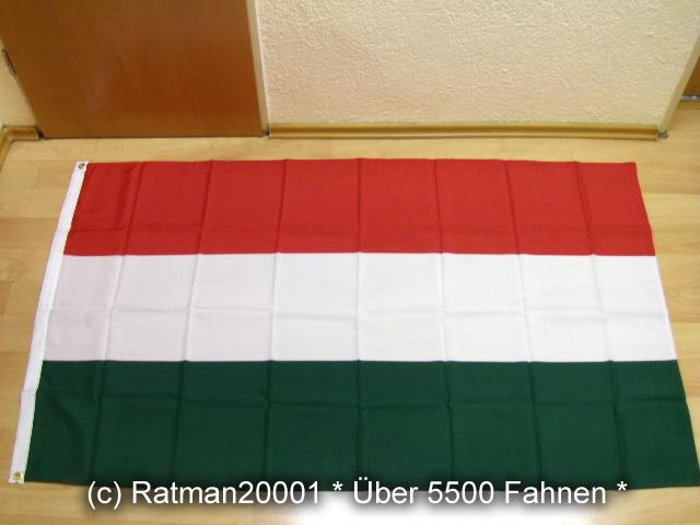 Ungarn - 90 x 150 cm