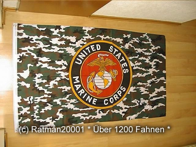United States Marine - 90 x 150