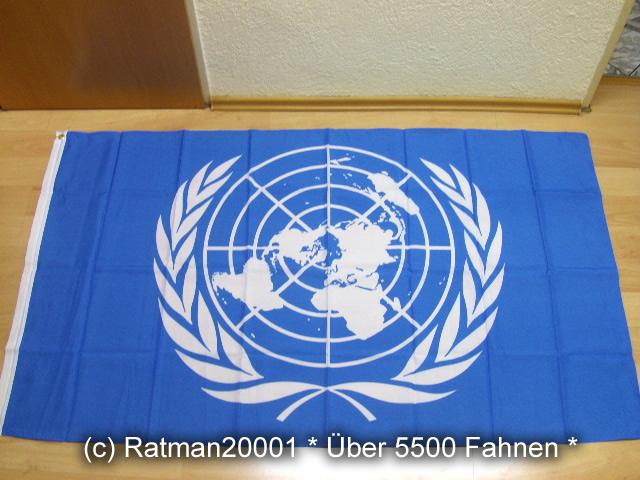 United Nations UNO - 90 x 150 cm