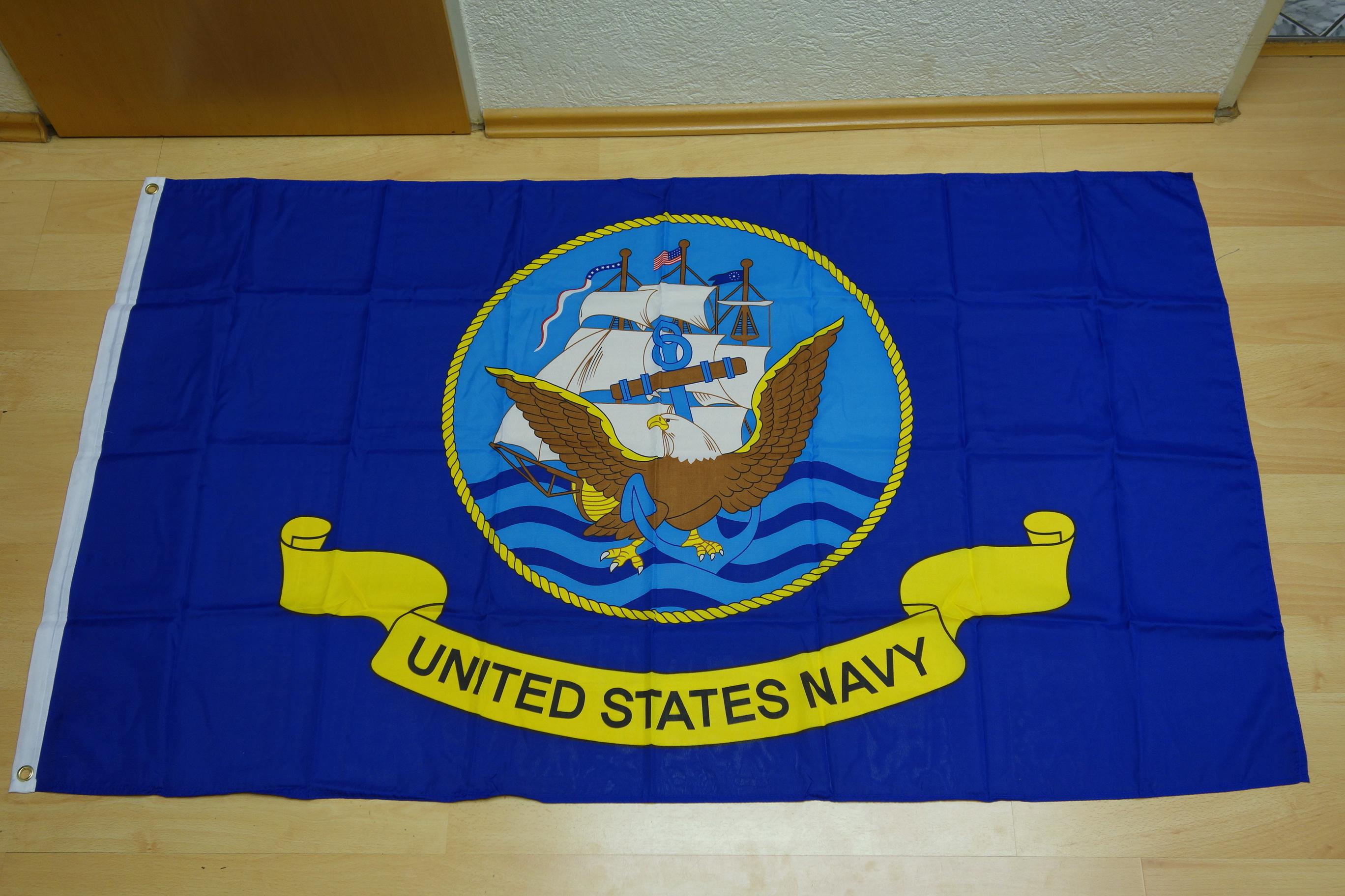 United States Navy - 90 x 150 cm