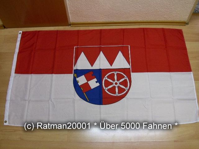 Unterfranken - 90 x 150 cm