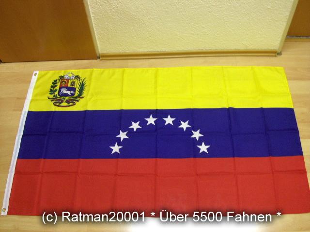 Venezuela Neu - 90 x 150 cm