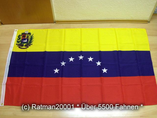 Venezuela Sonderposten - 90 x 150 cm