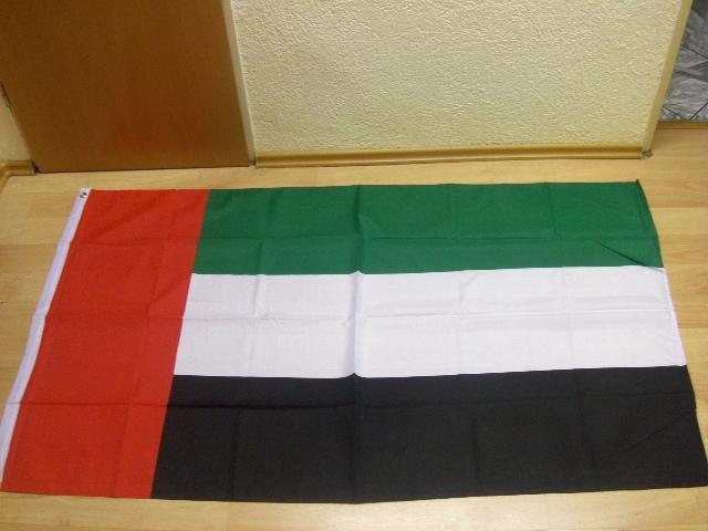 Vereinigte Arabische Emirate - 90 x 150 cm