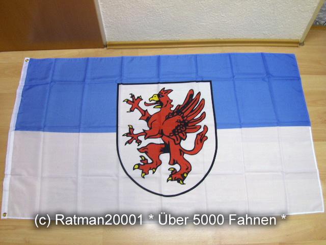 Vorpommern - 90 x 150 cm