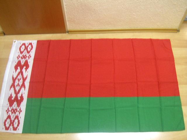 Weißrussland - 90 x 150 cm