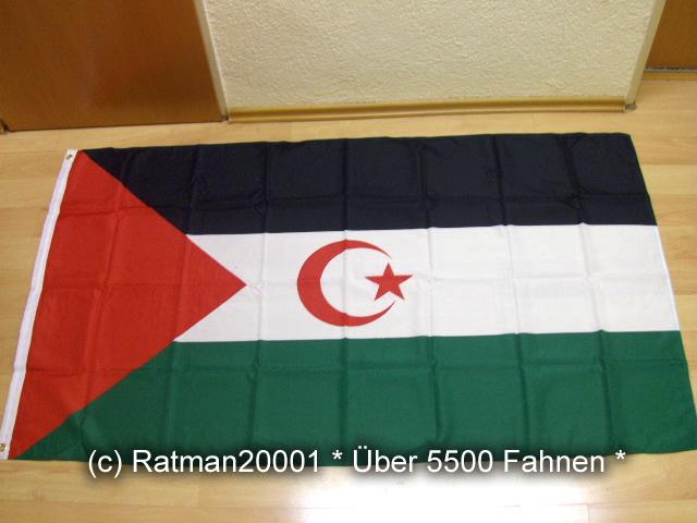 Westsahara - 90 x 150 cm