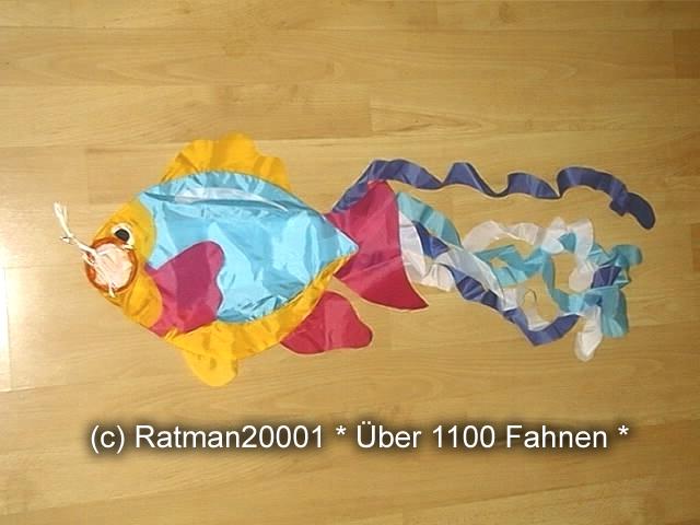 Windsack Fisch - 21 - 100 cm