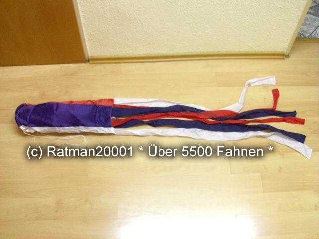 Windsack Frankreich - 16 - 139 cm