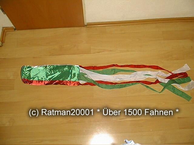Windsack Italien - 9 - 140 cm