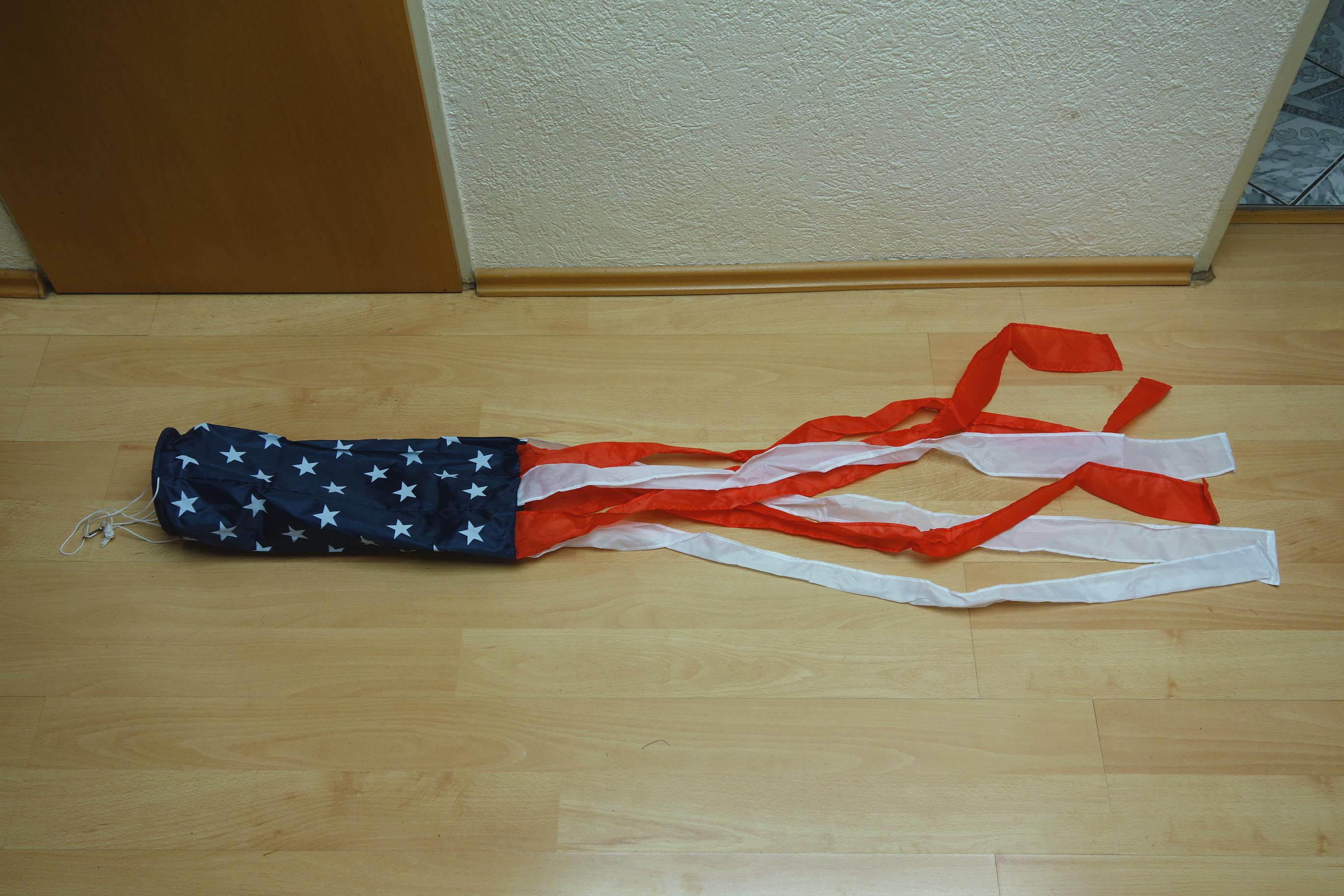 Windsack USA - 12 - 160 cm