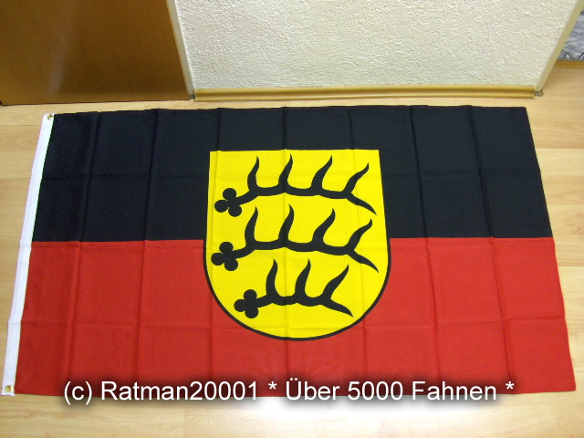Württemberg Hohenzollern - 90 x 150 cm
